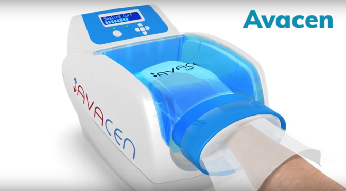 Avacen, the future of pain relief